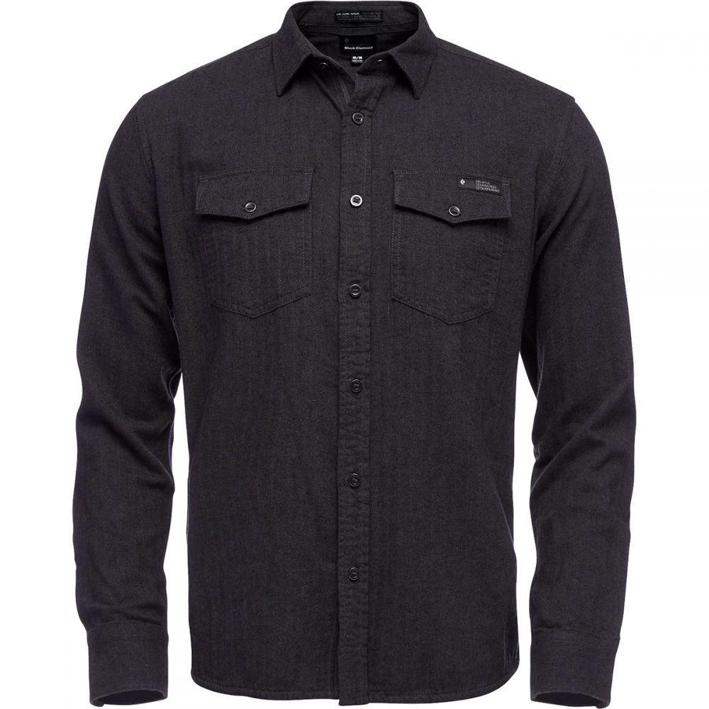 ブラックダイヤモンド Black Diamond メンズ シャツ フランネルシャツ トップス【Sentinel Flannel Shirt】Carbon Heather