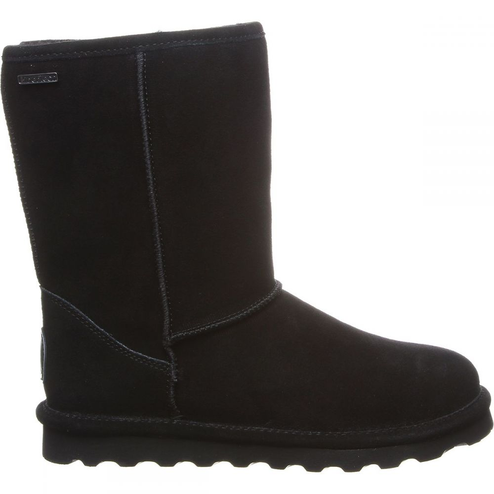 ベアパウ Bearpaw レディース ブーツ シューズ・靴【Helen Boot】Black Suede