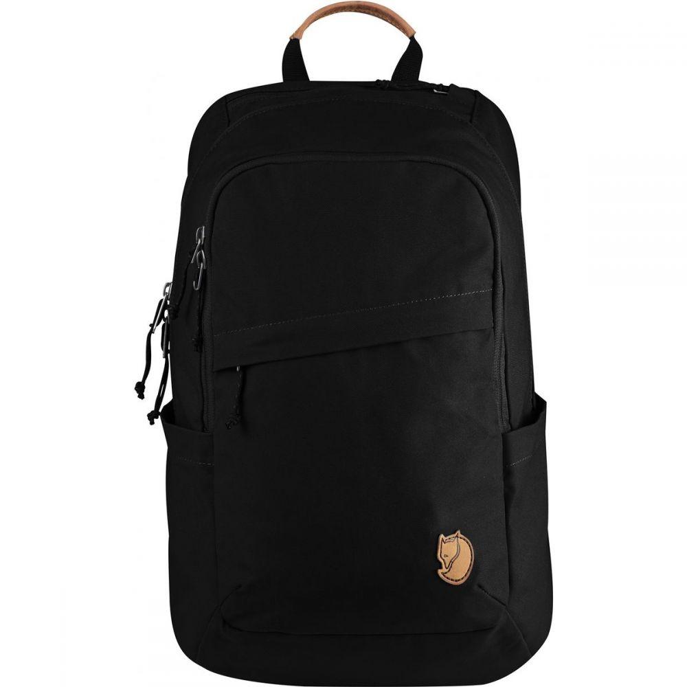 フェールラーベン Fjallraven レディース バックパック・リュック バッグ【Raven 20L Backpack】Black