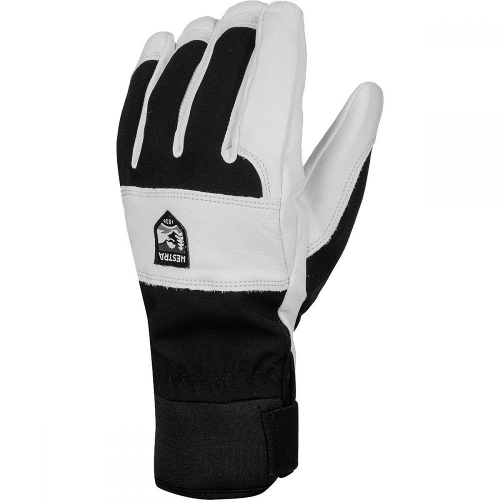 ヘスタ Hestra メンズ 手袋・グローブ 【Vernum Glove】Black/Off White