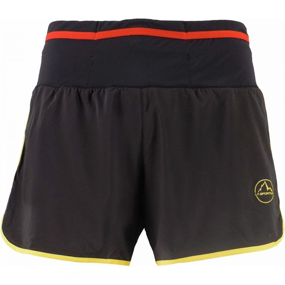 ラスポルティバ La Sportiva メンズ ショートパンツ ボトムス・パンツ【Tempo Short】Black/Yellow