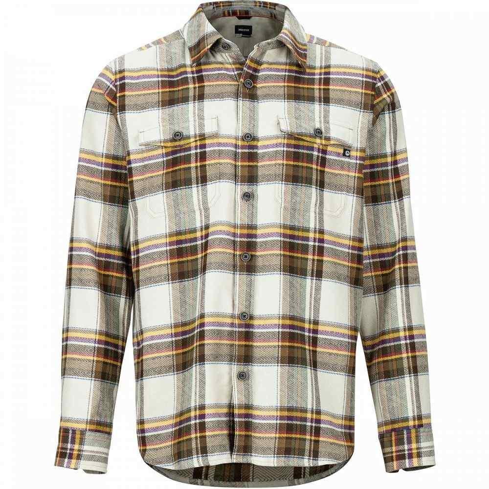 マーモット Marmot メンズ シャツ フランネルシャツ トップス【Zephyr Cove Midweight Flannel Long - Sleeve Shirt】Moonstruck