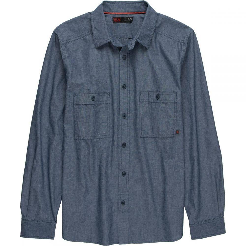 マウンテンハードウェア Mountain Hardwear メンズ シャツ トップス【Cathedral Ledge Long - Sleeve Shirt】Chambray