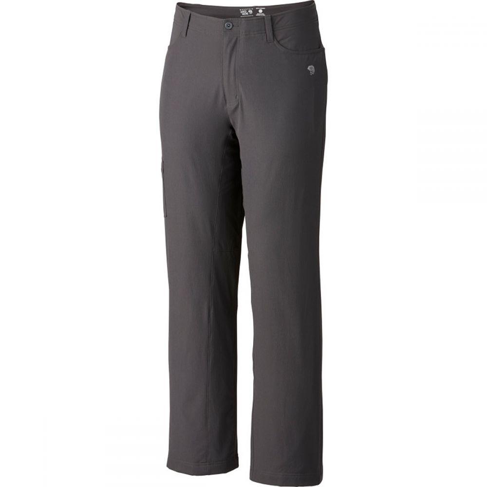 マウンテンハードウェア Mountain Hardwear メンズ ボトムス・パンツ ソフトシェル【Yumalino Softshell Pant】Shark