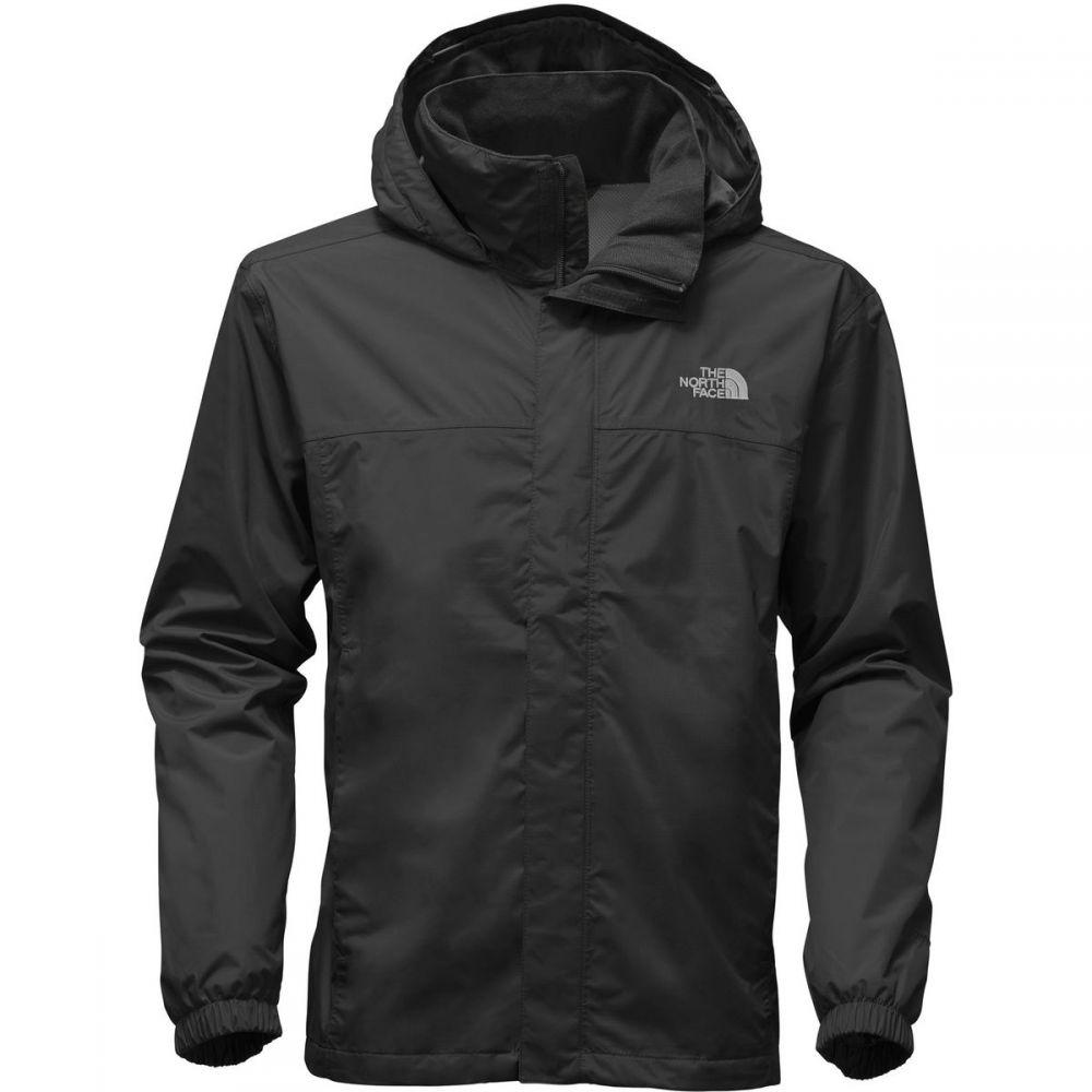 ザ ノースフェイス The North Face メンズ レインコート フード アウター【Resolve 2 Hooded Jacket】Tnf Black/Tnf Black