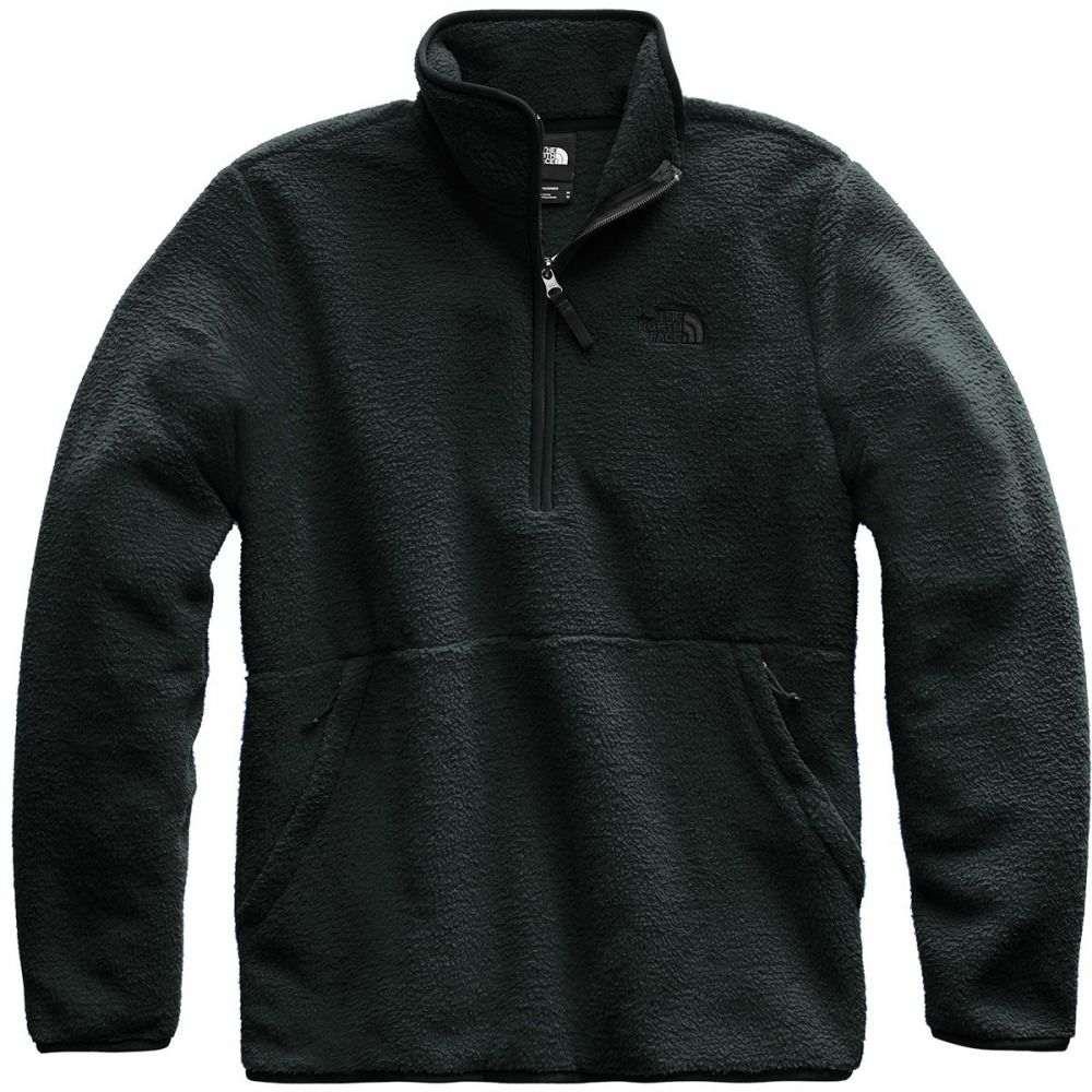 ザ ノースフェイス The North Face メンズ フリース トップス【Dunraven Sherpa 1/4 - Zip Jacket】Tnf Black