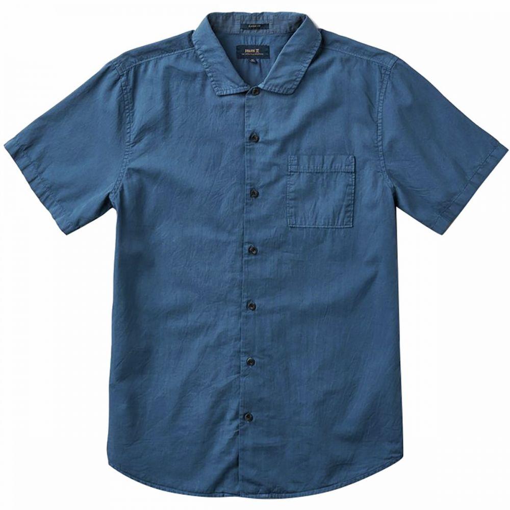 ロアークリバイバル Roark Revival メンズ シャツ トップス【Well Worn Button - Up Shirt】Indigo