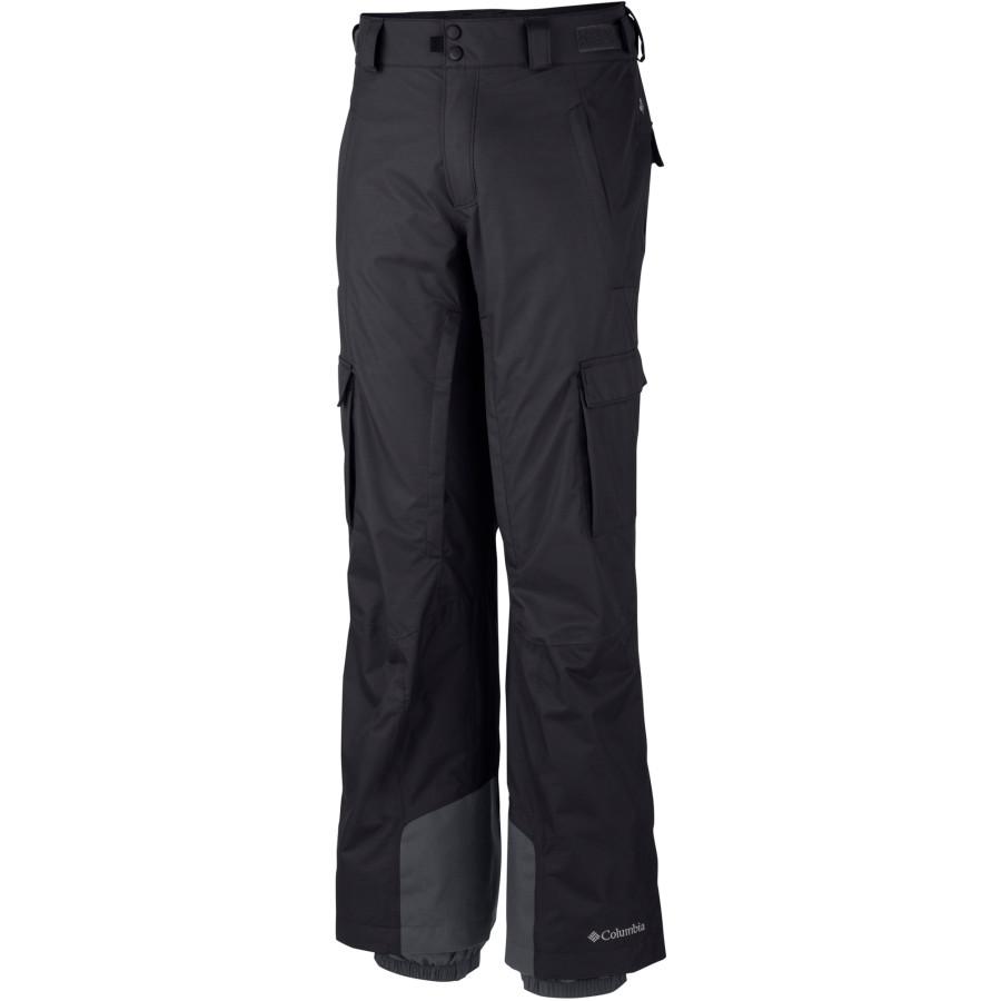 コロンビア Columbia メンズ スキー ウェア【Ridge 2 Run II Pant】Black