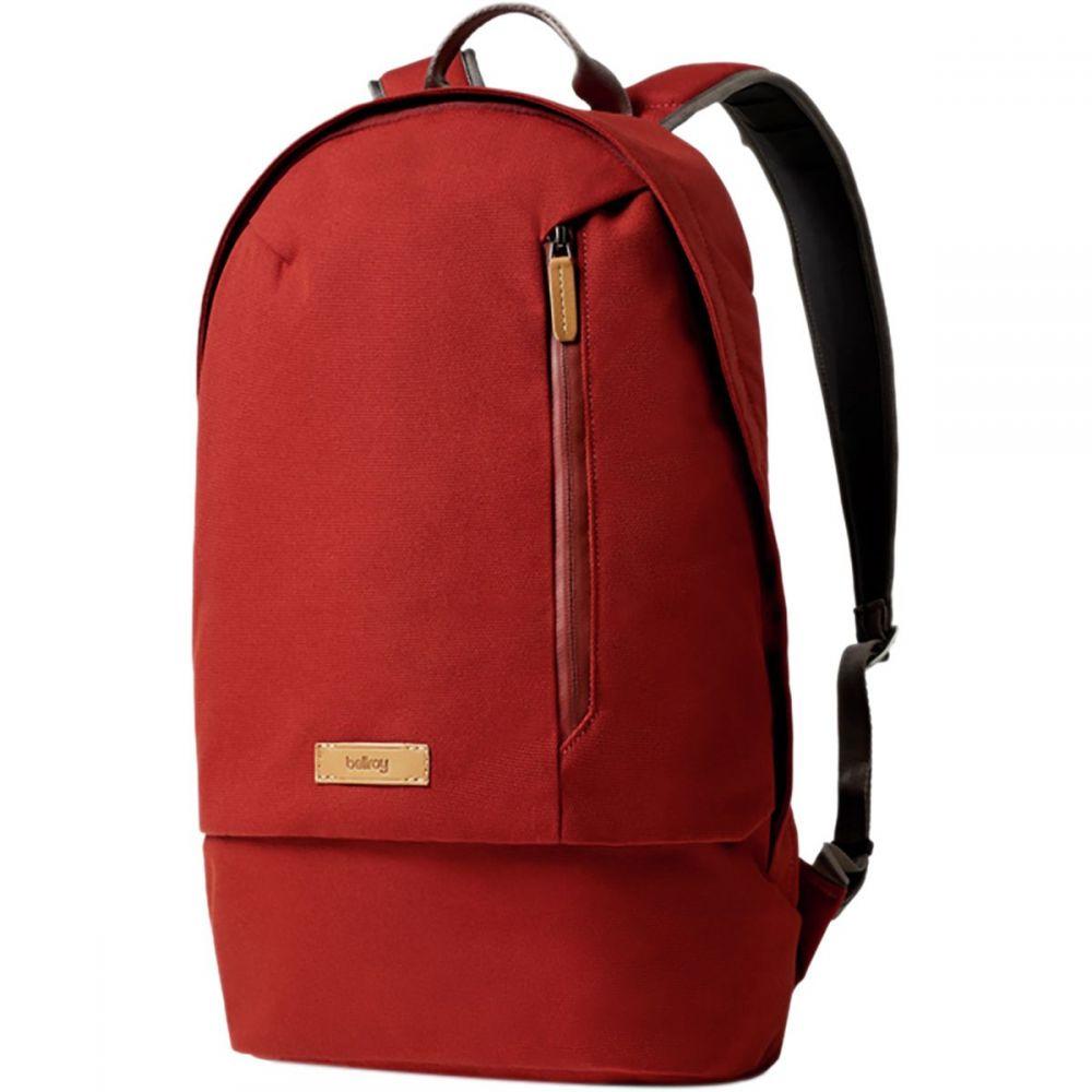 ベルロイ Bellroy レディース バックパック・リュック バッグ【Campus Backpack】Red Ochre