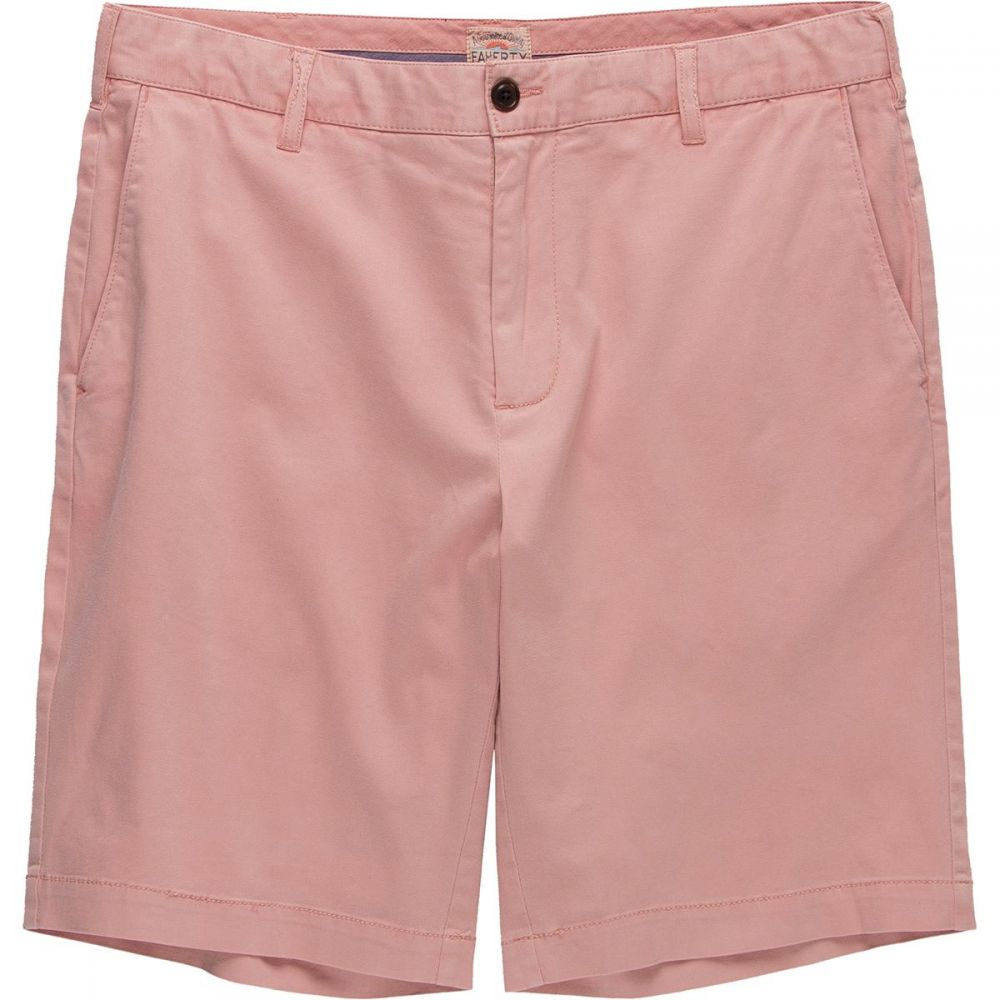 ファレティ Faherty メンズ ショートパンツ チノパン ボトムス・パンツ【Stretch Chino Short】Coral