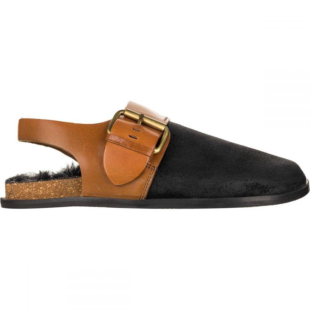 フリーピープル Free People レディース シューズ・靴 【Seattle Slingback Shoe】Black