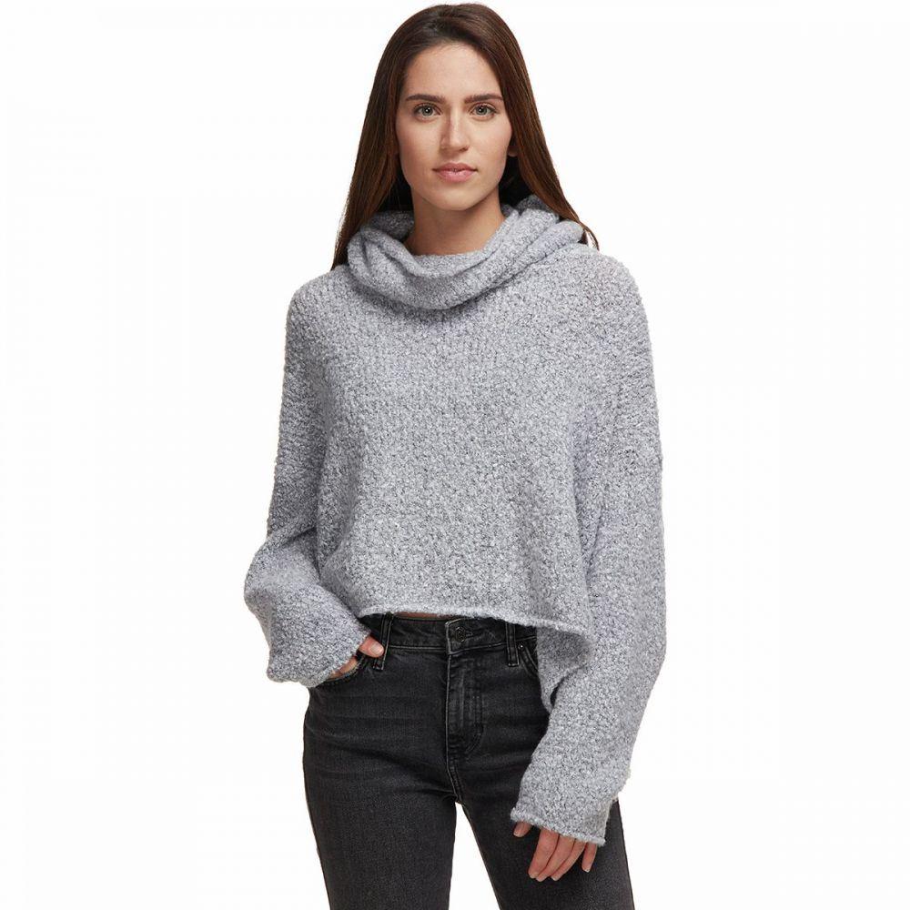 フリーピープル Free People レディース ニット・セーター トップス【Bff Sweater】Grey