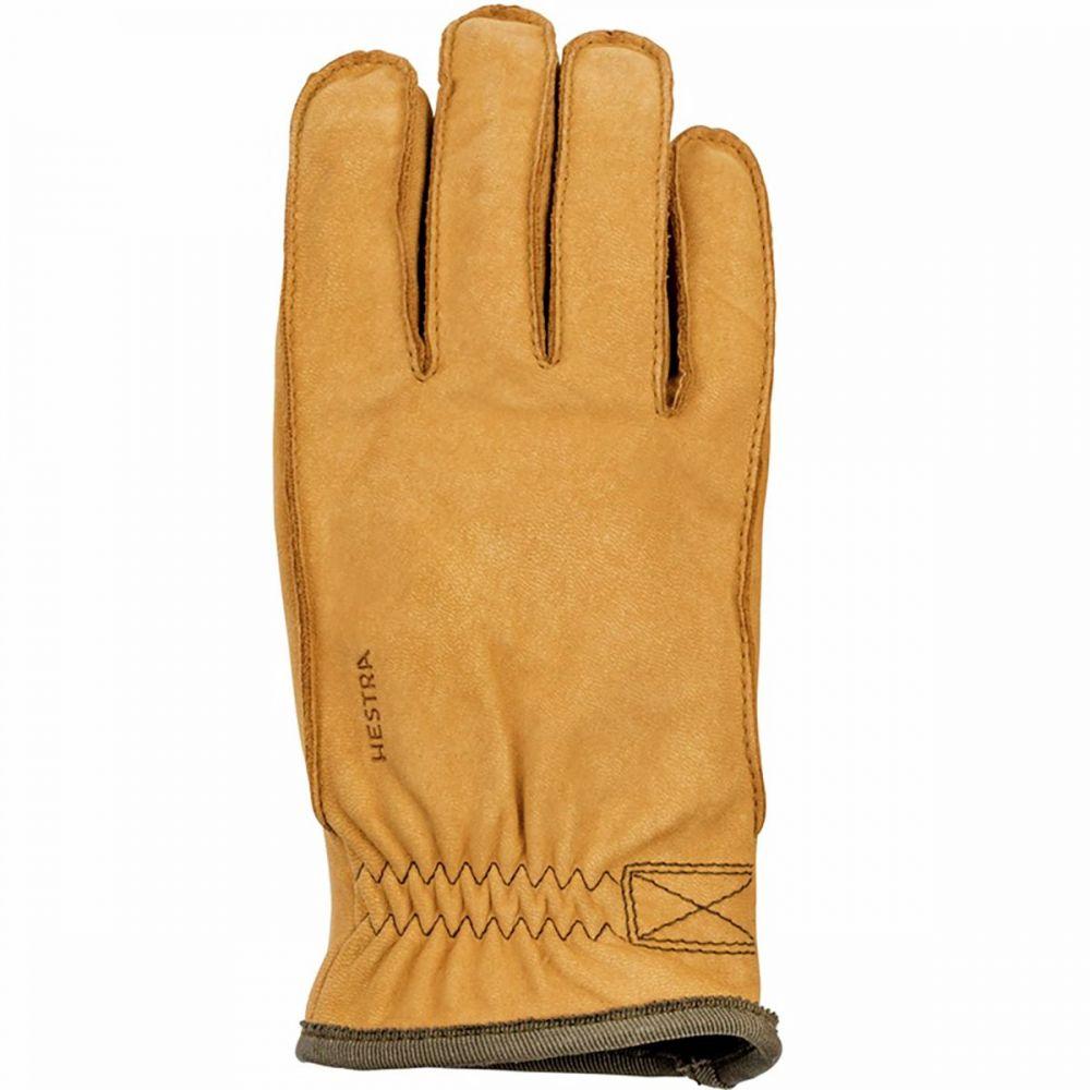 ヘスタ Hestra メンズ 手袋・グローブ 【Tived Glove】Tan