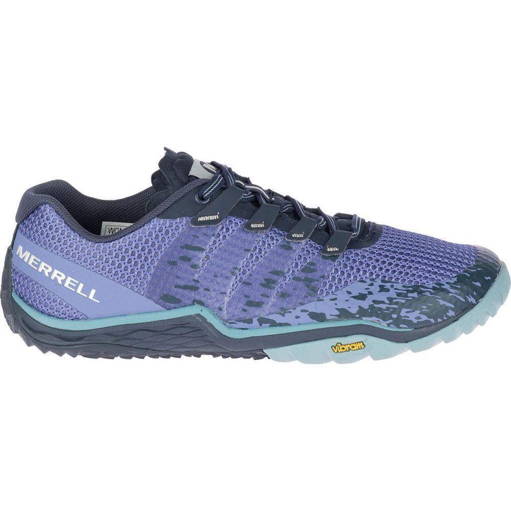 メレル Merrell レディース ランニング・ウォーキング シューズ・靴【Trail Glove 5 Running Shoe】Velvet Morning