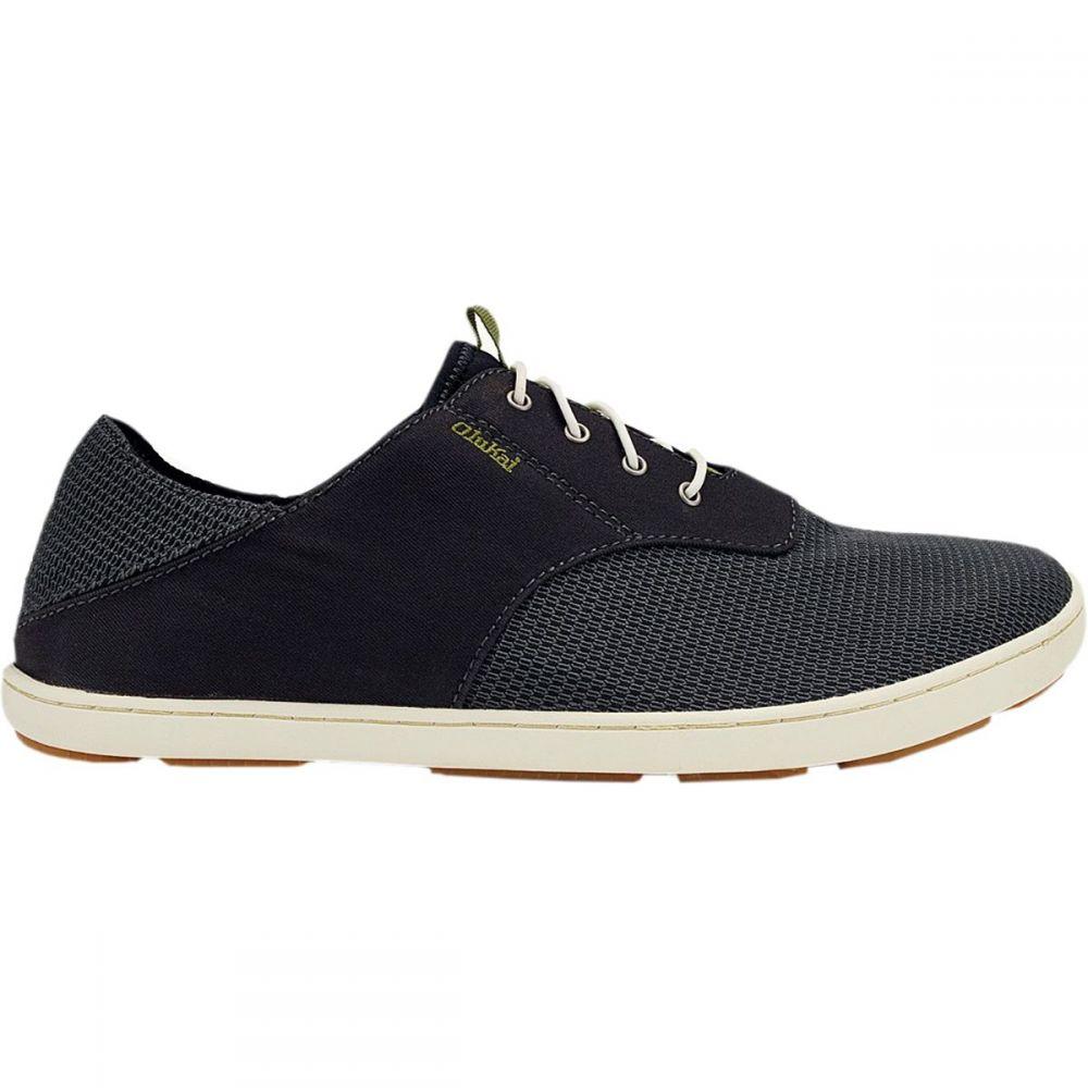 オルカイ Olukai メンズ シューズ・靴 【Nohea Moku Shoe】Black/Black