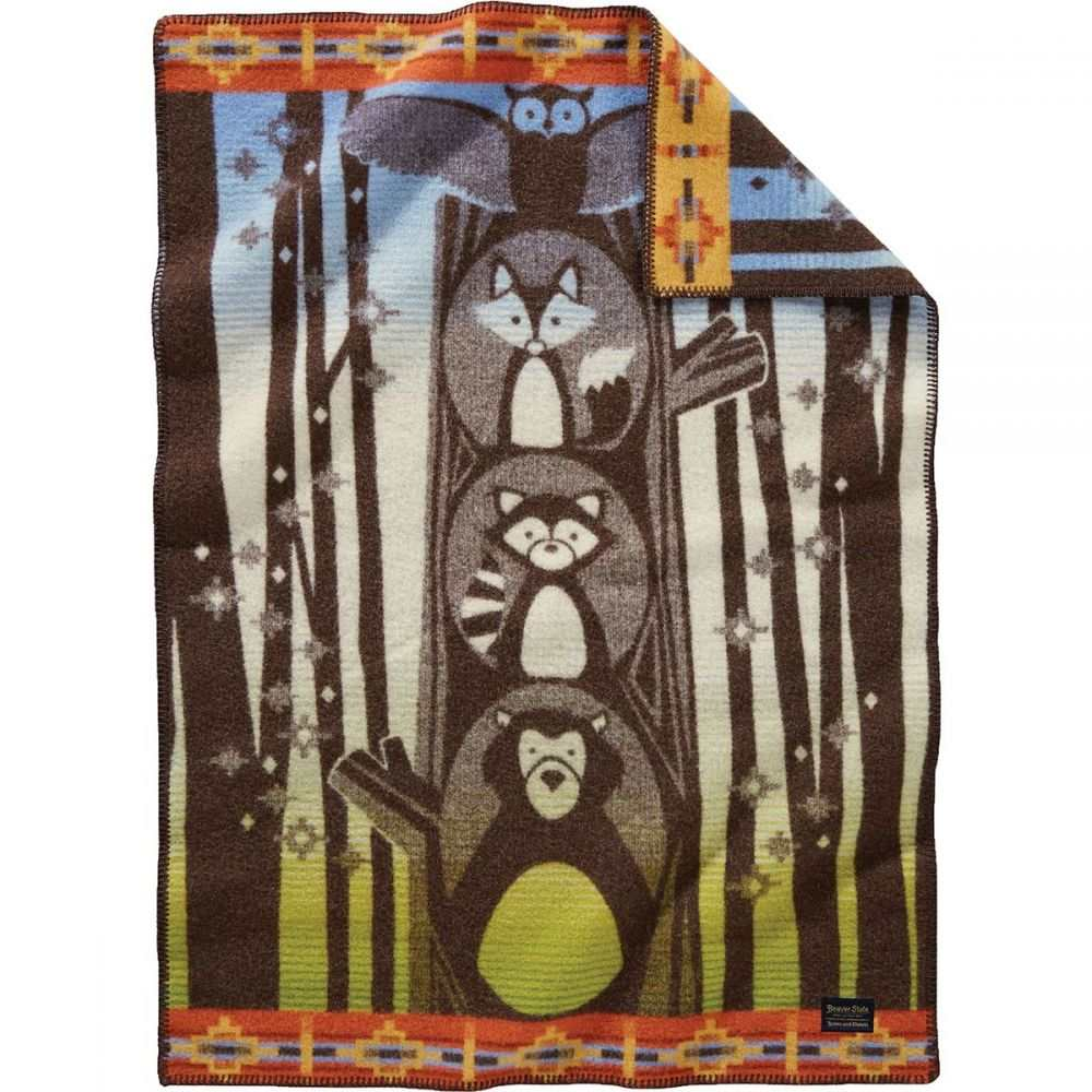 ペンドルトン Pendleton レディース 雑貨 ブランケット【Woodland Neighbors Blanket】One Color