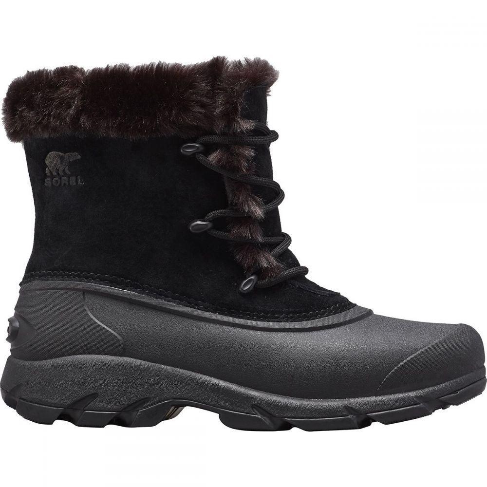 ソレル Sorel シューズ・靴【Snow Angel ブーツ Lace Boot】Black レディース