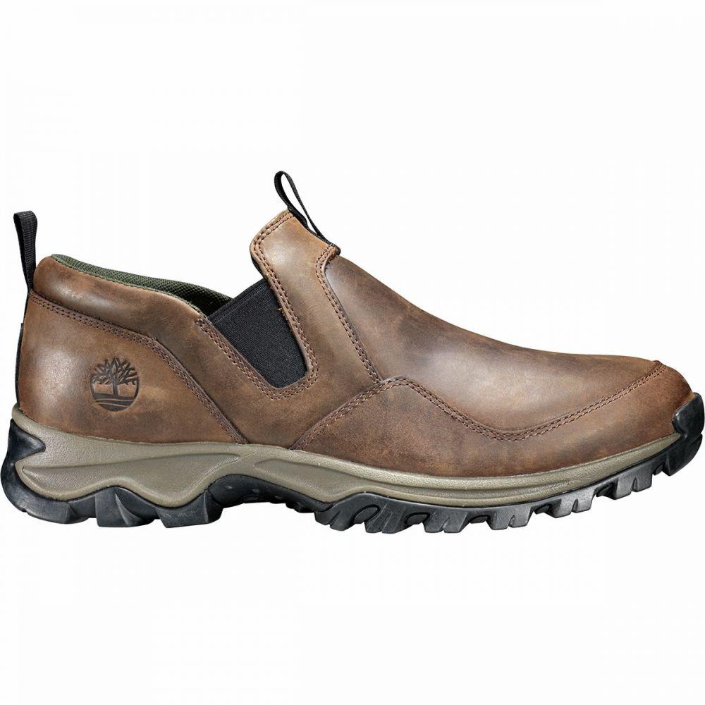 ティンバーランド Timberland メンズ スリッポン・フラット シューズ・靴【Mt. Maddsen Slip - On Shoe】Dark Brown Full Grain