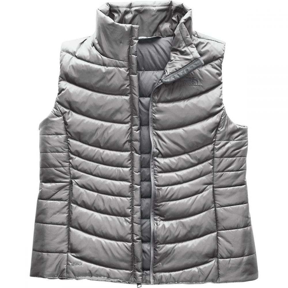 ザ ノースフェイス The North Face レディース ベスト・ジレ ダウンベスト トップス【Aconcagua II Down Vest】Shiny Mid Grey
