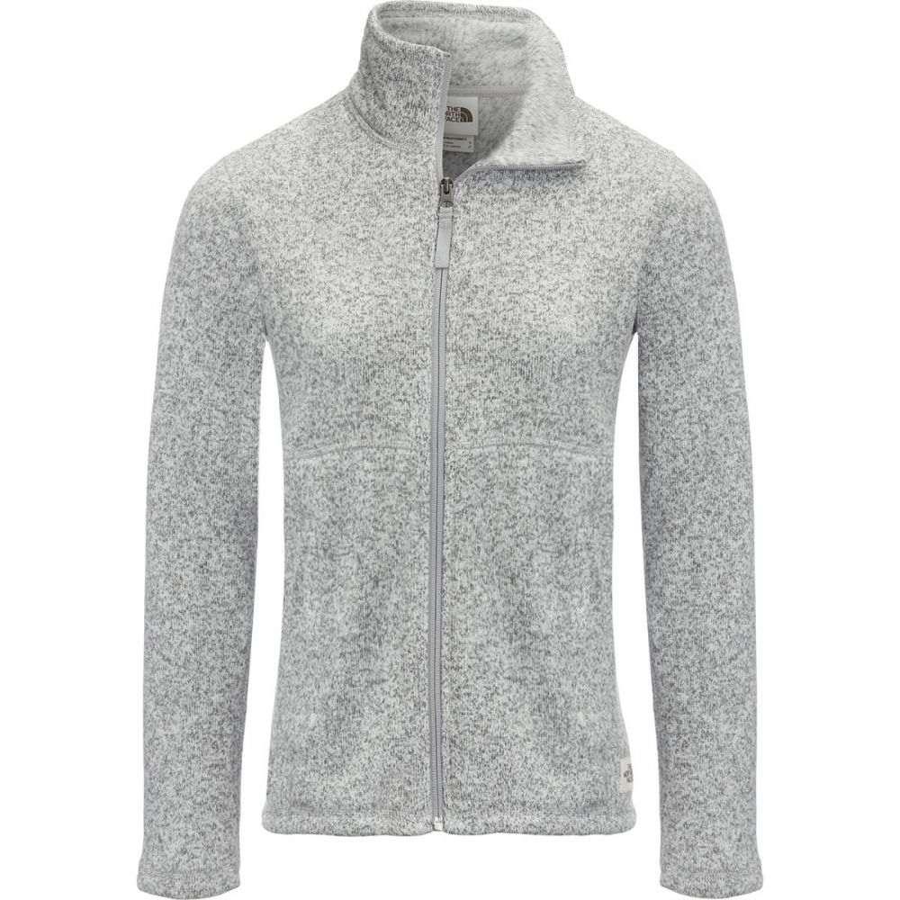 ザ ノースフェイス The North Face レディース フリース トップス【Crescent Full - Zip Jacket】Tnf Light Grey Heather