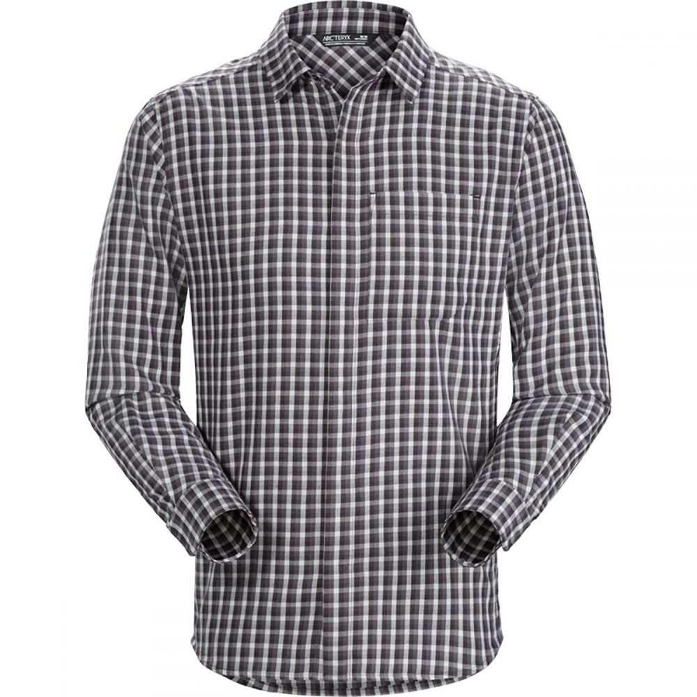 アークテリクス Arc'teryx メンズ シャツ フランネルシャツ トップス【Bernal Long - Sleeve Flannel Shirt】Boreas