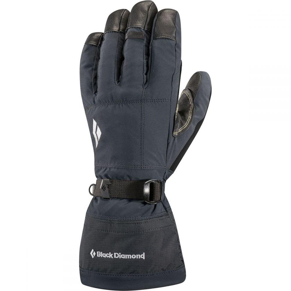 ブラックダイヤモンド Black Diamond メンズ 手袋・グローブ 【Soloist Glove】Black