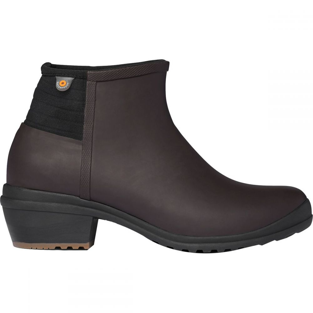 ボグス Bogs レディース ブーツ ショートブーツ シューズ・靴【Vista Ankle Boot】Brown