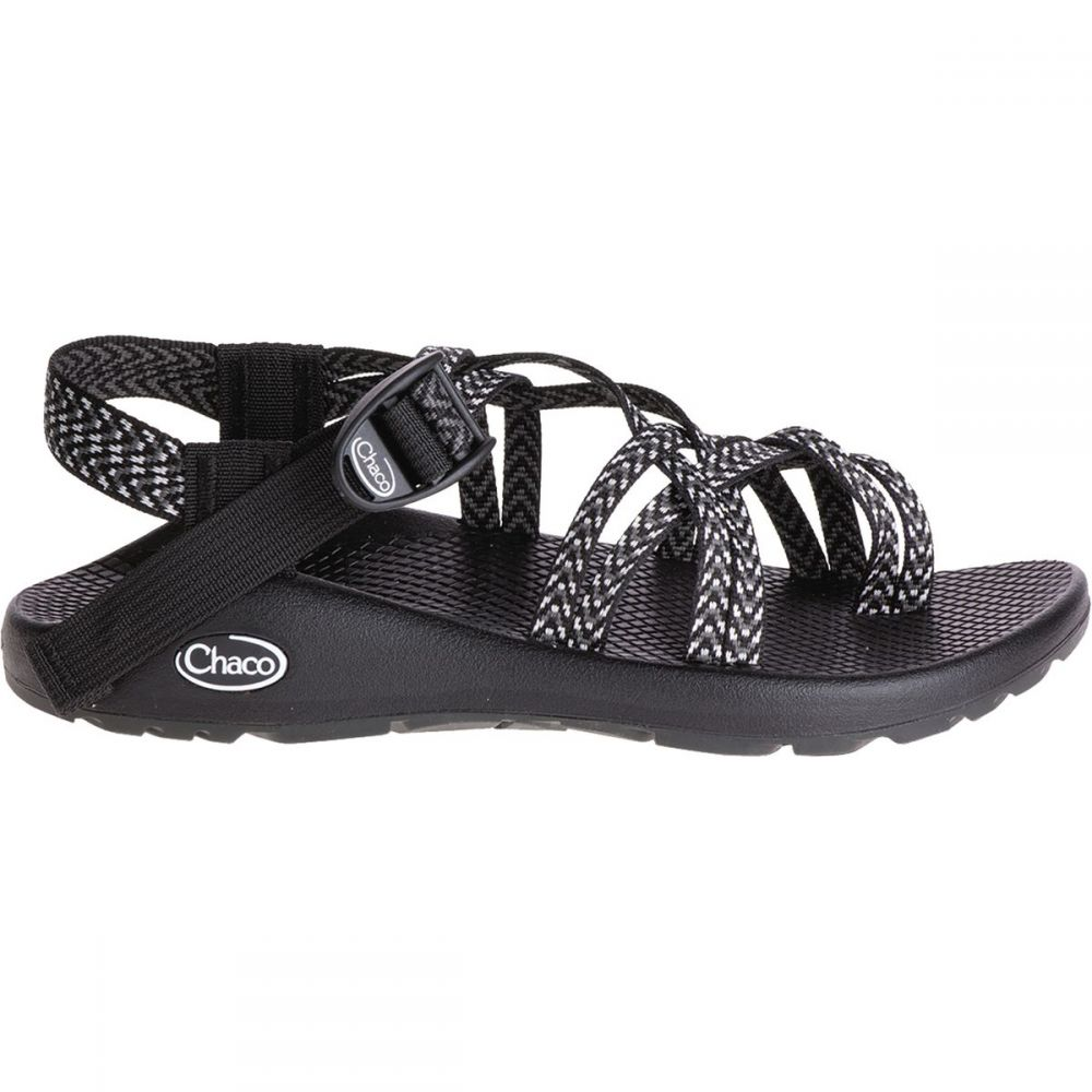 チャコ Chaco レディース サンダル・ミュール シューズ・靴【ZX/2 Classic Sandal - Wide】Boost Black