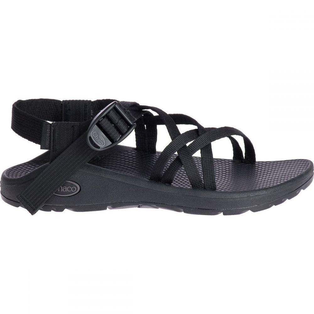 チャコ Chaco レディース サンダル・ミュール シューズ・靴【Z/Cloud X Sandal】Solid Black