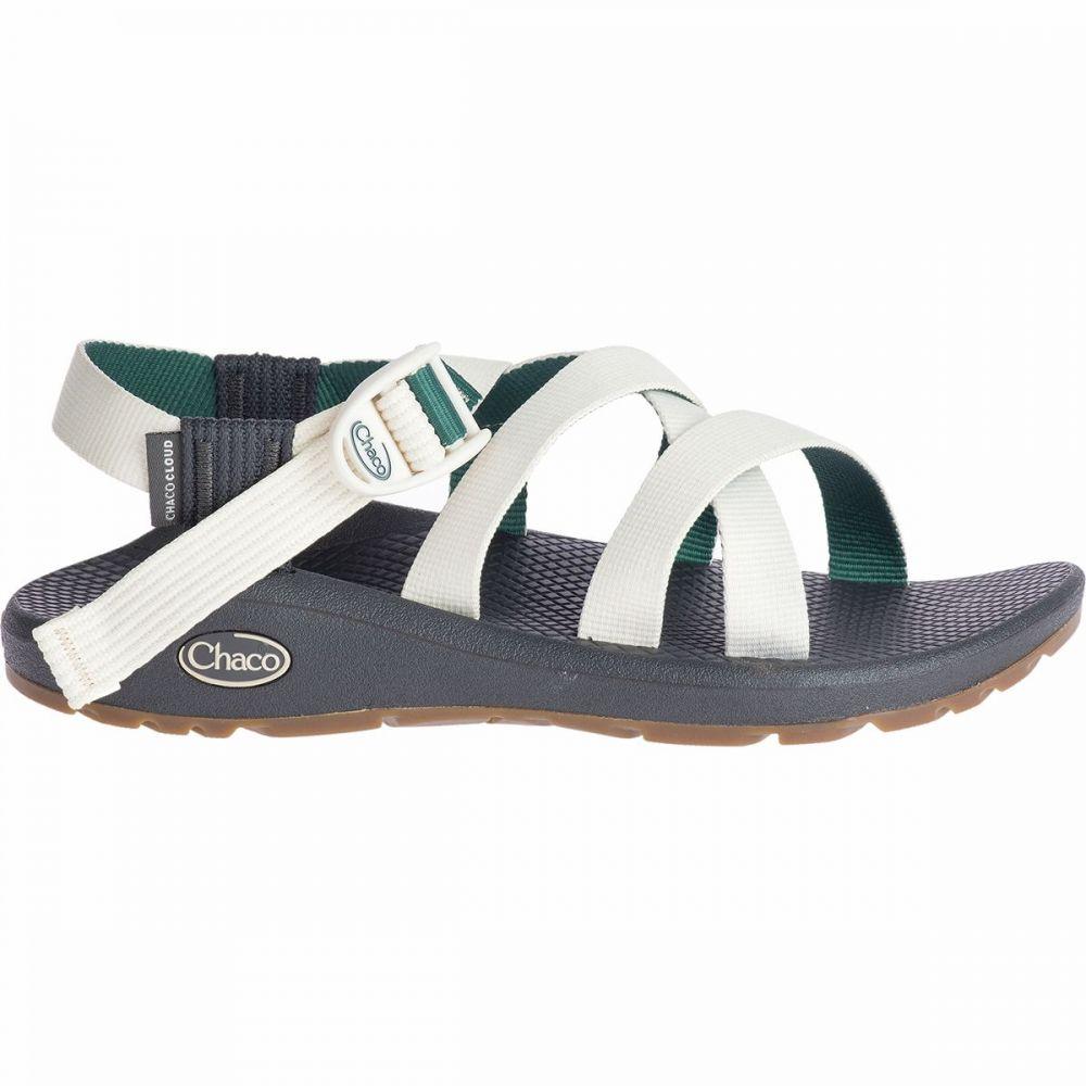 チャコ Chaco レディース サンダル・ミュール シューズ・靴【Banded Z/Cloud Sandal】Salt Mallard
