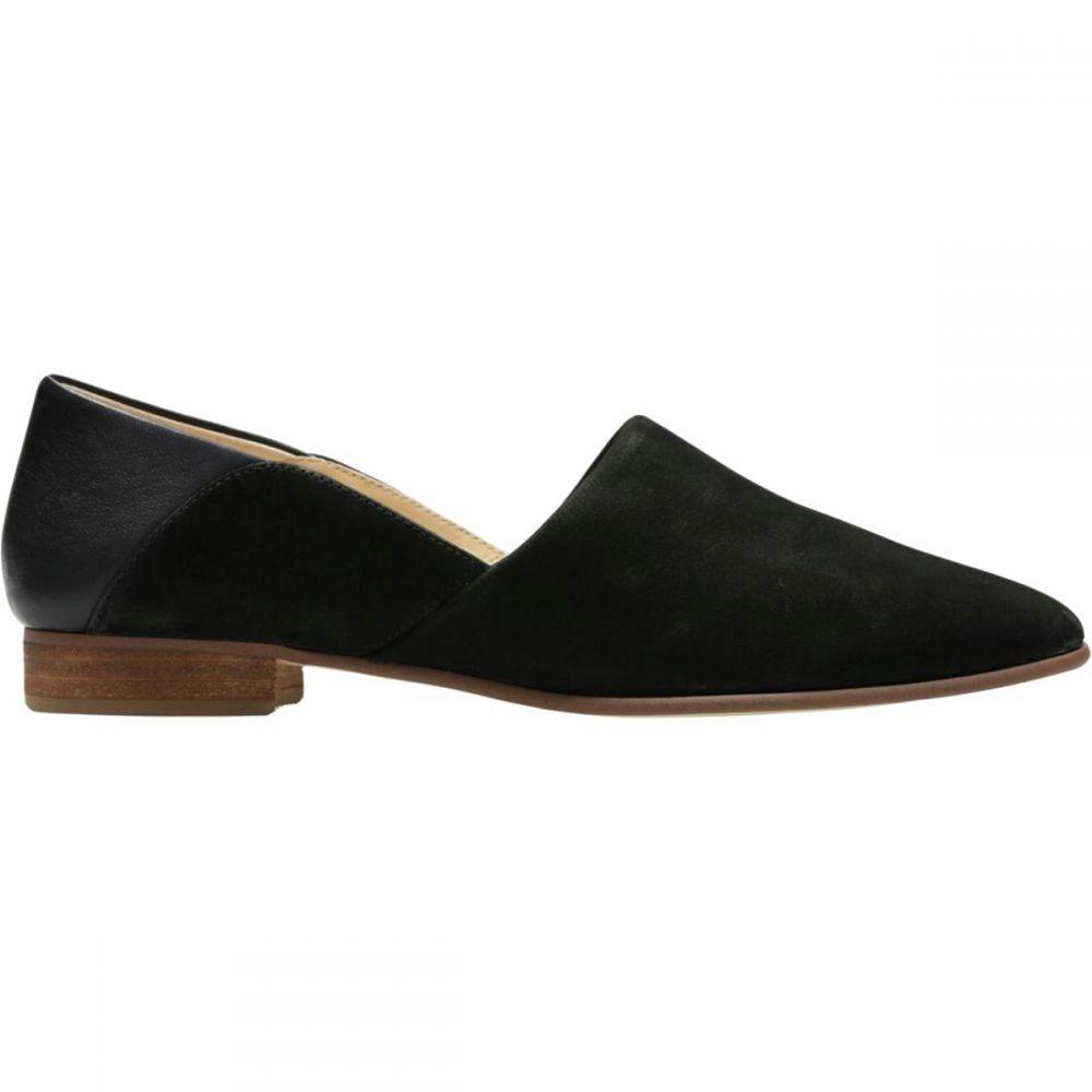 クラークス Clarks レディース シューズ・靴 【Pure Tone Shoe】Black Combi