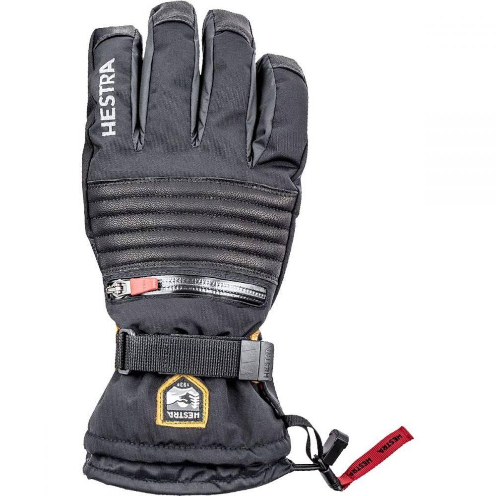 ヘスタ Hestra メンズ 手袋・グローブ 【All Mountain CZone Glove】Black