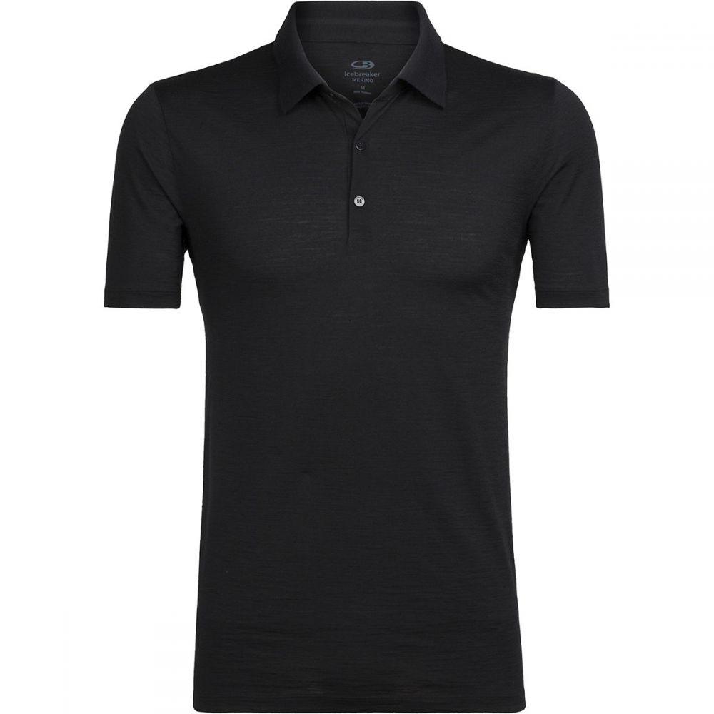 アイスブレーカー Icebreaker メンズ ポロシャツ トップス【Tech Lite Polo Shirt】Black