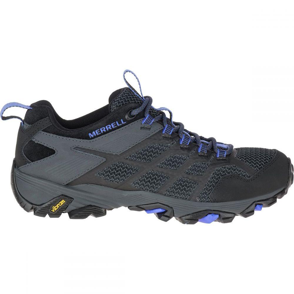 メレル Merrell レディース ハイキング・登山 シューズ・靴【Moab FST 2 Hiking Shoe】Black/Granite