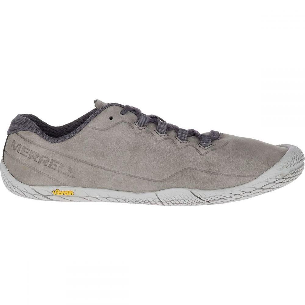 メレル Merrell レディース シューズ・靴 【Vapor Glove 3 Luna Leather Shoe】Charcoal