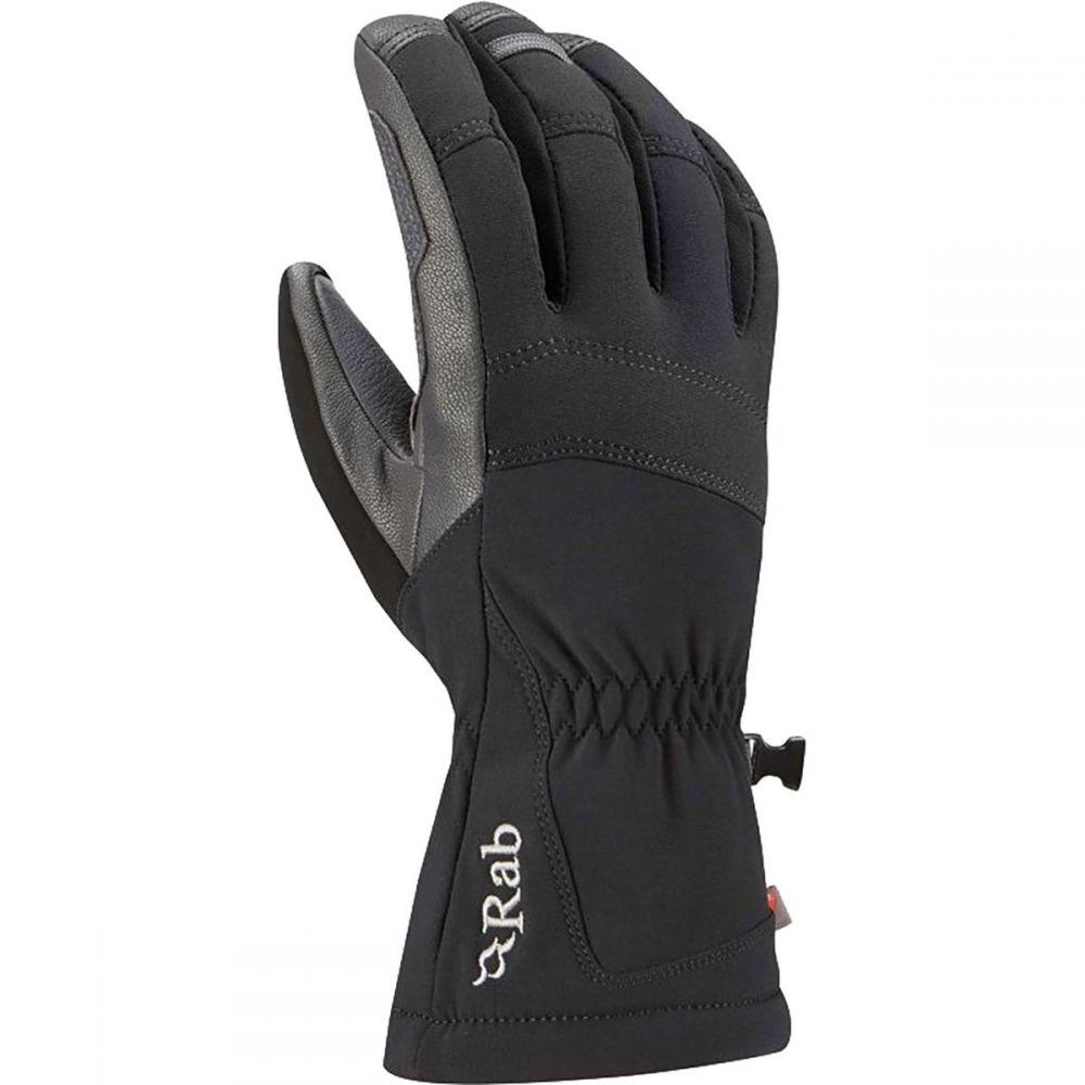 ラブ Rab メンズ 手袋・グローブ 【Baltoro Glove】Black