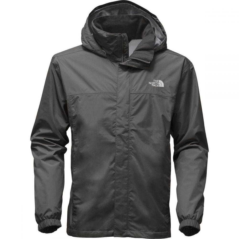 ザ ノースフェイス The North Face メンズ レインコート フード アウター【Resolve 2 Hooded Jacket】Asphalt Grey/Tnf Black