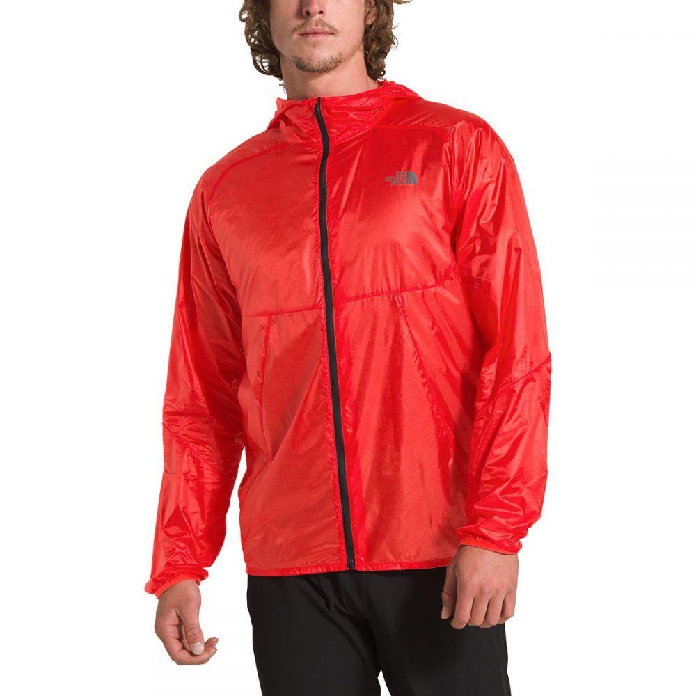 ザ ノースフェイス The North Face メンズ ジャケット アウター【Essential Jacket】Fiery Red