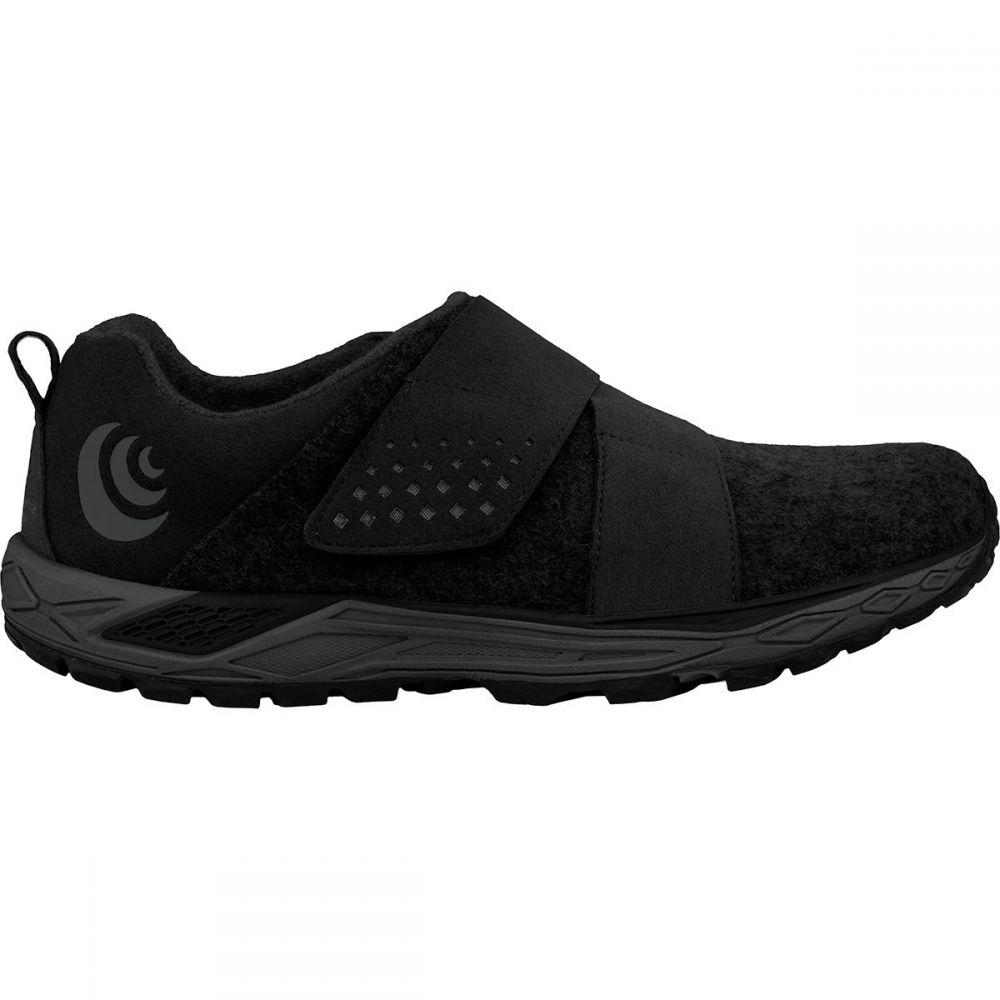 トポ アスレチック Topo Athletic メンズ ランニング・ウォーキング シューズ・靴【Rekovr Shoe】Charcoal/Black