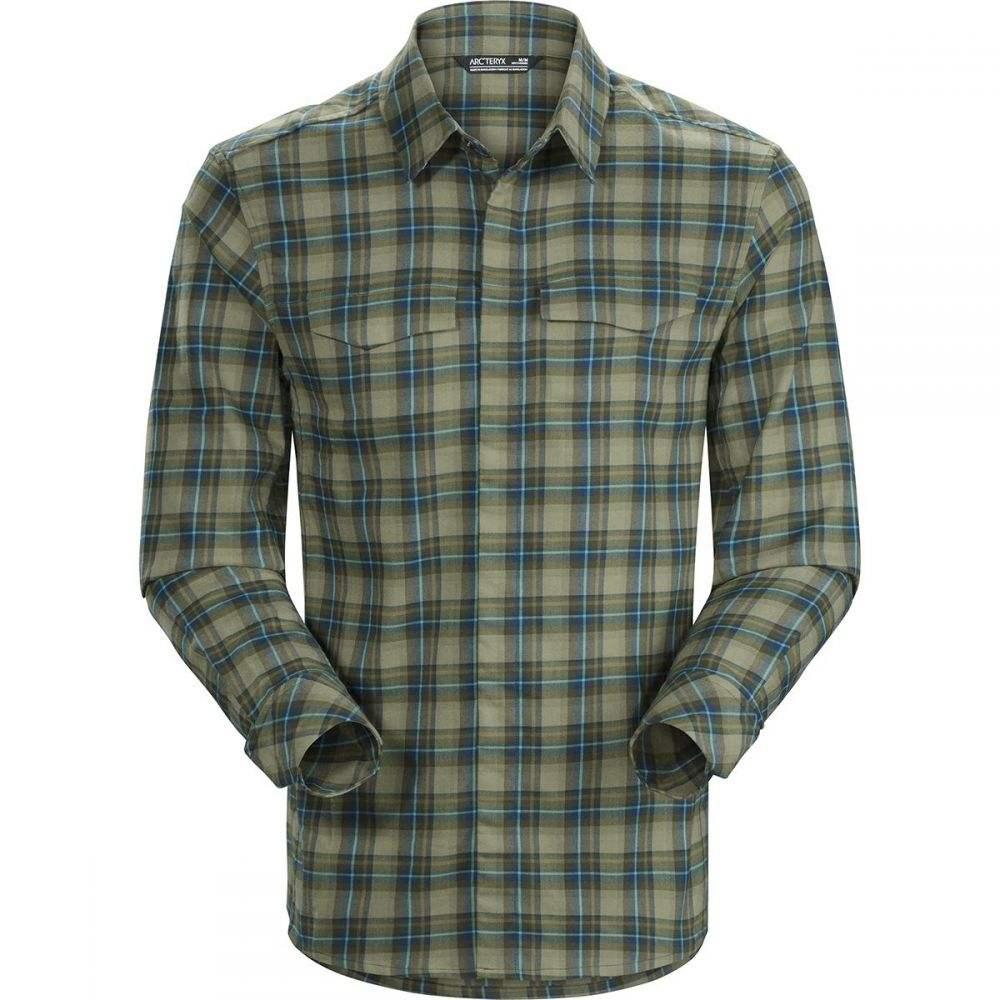 アークテリクス Arc'teryx メンズ シャツ トップス【Gryson Long - Sleeve Button - Up Shirt】Joffre Trail