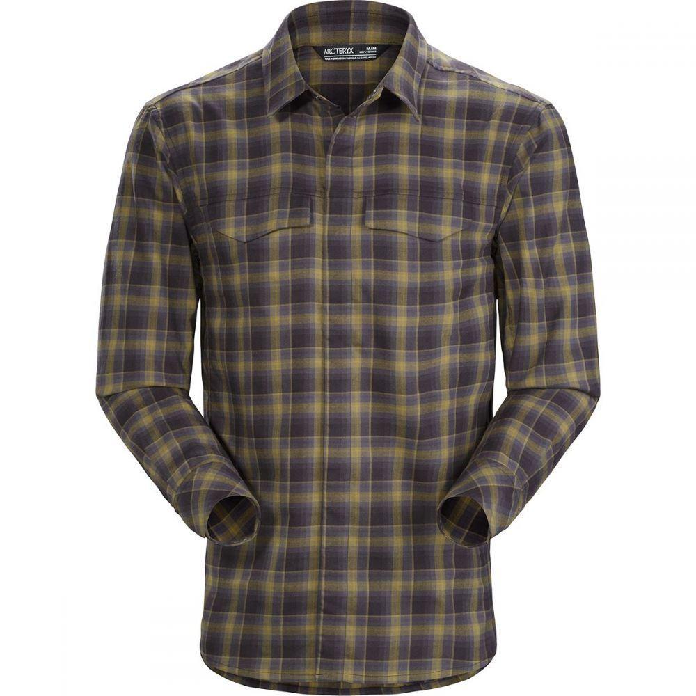 アークテリクス Arc'teryx メンズ シャツ トップス【Gryson Long - Sleeve Button - Up Shirt】Radiant Darkness