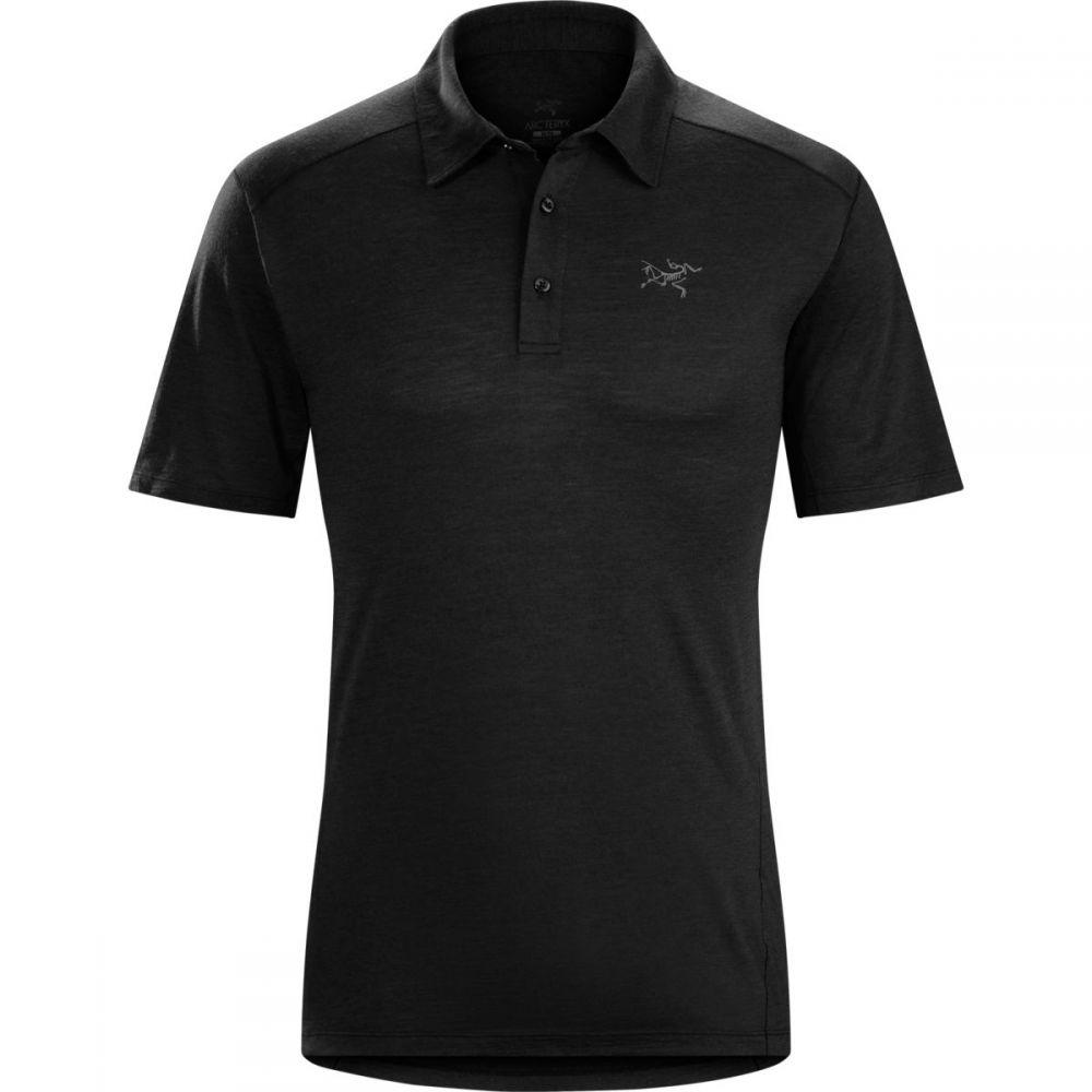 アークテリクス Arc'teryx メンズ ポロシャツ トップス【Pelion Polo Shirt】Black