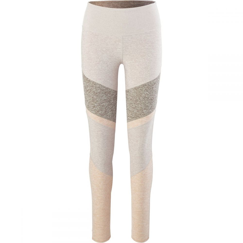 アローヨガ ALO YOGA レディース スパッツ・レギンス インナー・下着【High - Waisted ALOSOFT Sheila Legging】Lavender Cloud/Gravel/Nectar Heather