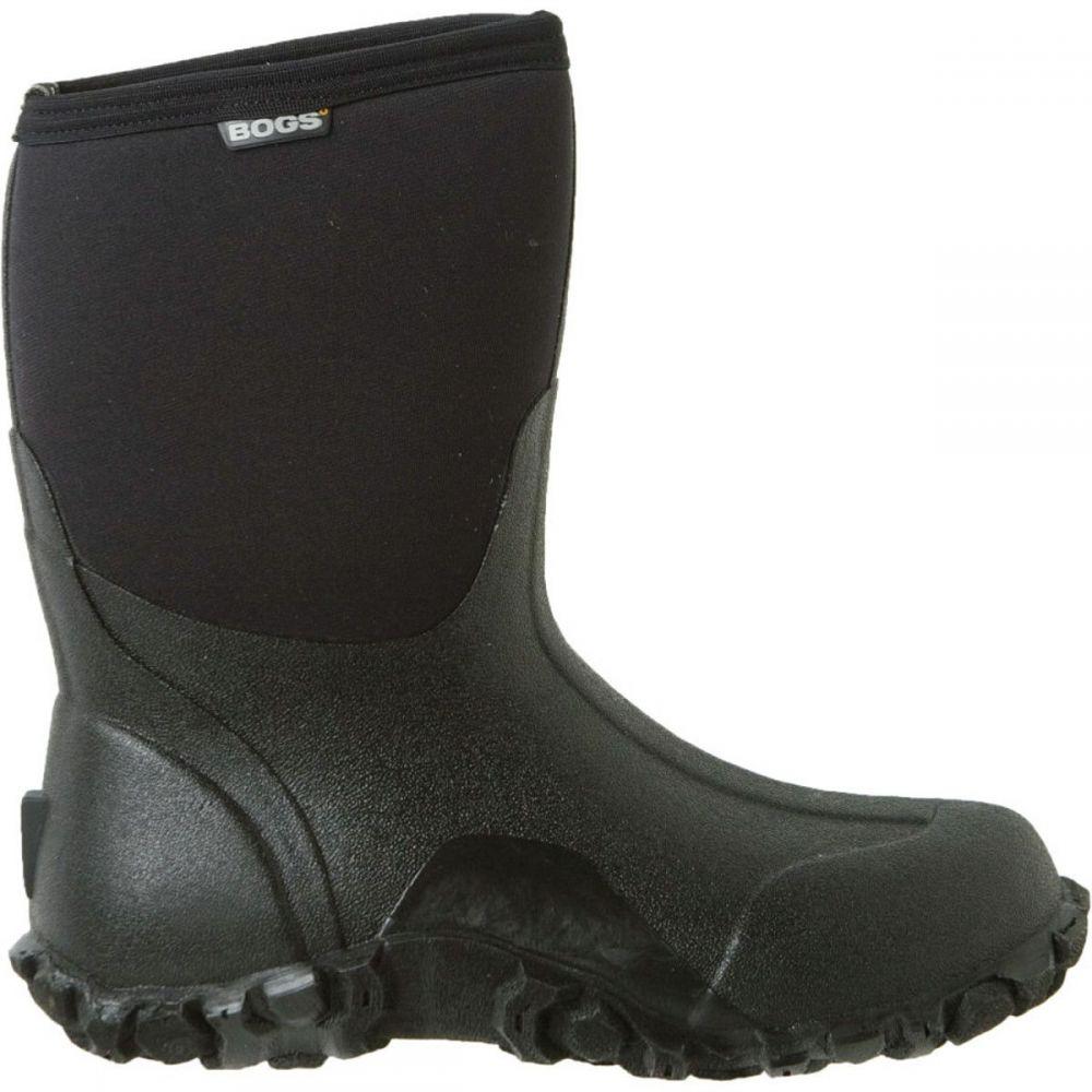 ボグス Bogs メンズ ブーツ シューズ・靴【Classic Mid Boot】Black