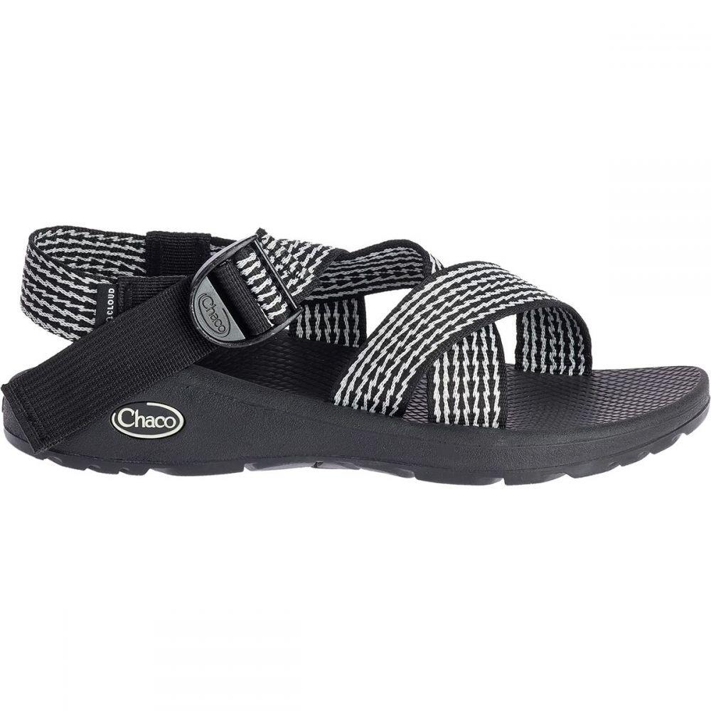 チャコ Chaco レディース サンダル・ミュール シューズ・靴【Mega Z Cloud Sandal】Prong Black