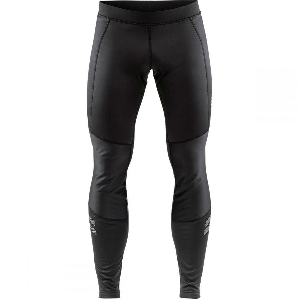 WEB限定 クラフト メンズ 格安 自転車 ボトムス パンツ Black サイズ交換無料 レギンス タイツ Wind Ideal Tight スパッツ Craft