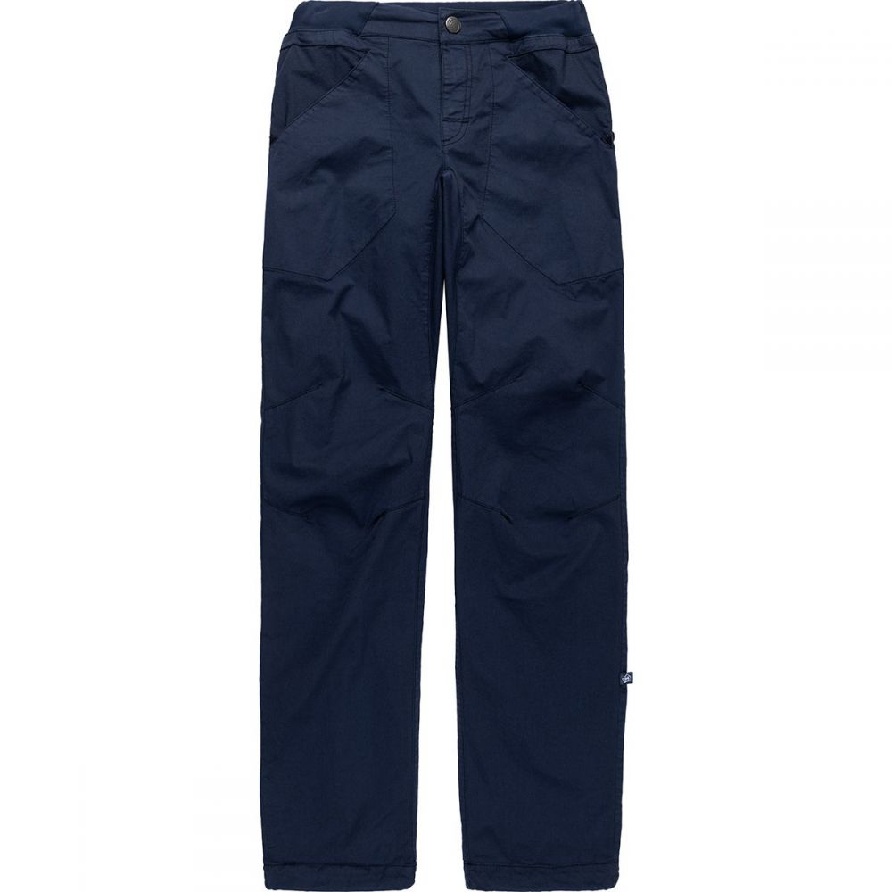 E9 メンズ ハイキング・登山 ボトムス・パンツ【3 Angolo Pant】Blue Navy