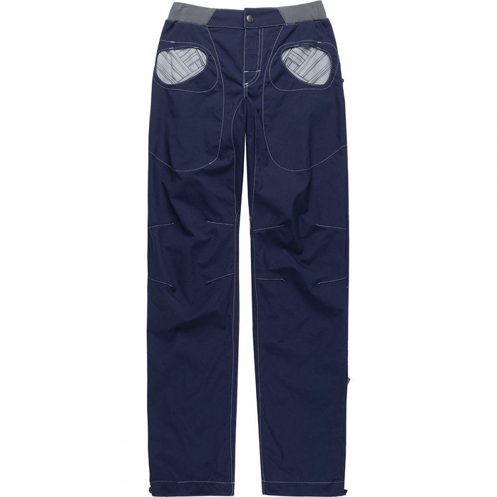 E9 メンズ ハイキング・登山 ボトムス・パンツ【Rondo Artek Pant】Blue Navy