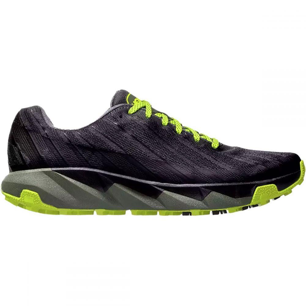 ホカ オネオネ HOKA ONE ONE メンズ ランニング・ウォーキング シューズ・靴【Torrent Trail Running Shoe】Ebony/Black