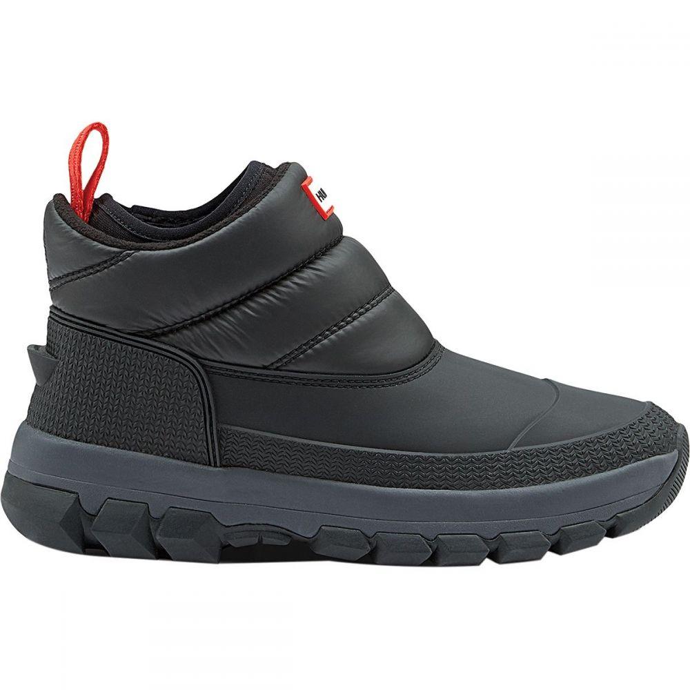 ハンター Hunter レディース ブーツ ショートブーツ シューズ・靴【Original Insulated Snow Ankle Boot】Black